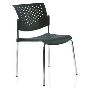 Blend - 4 Legged (Plastic Back & Seat)