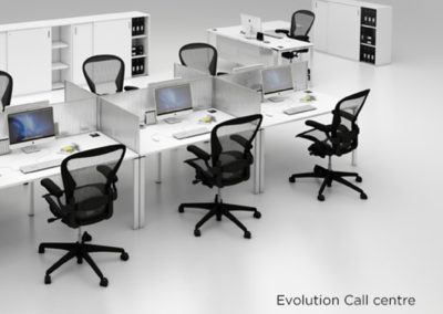 Solutions Callcentre Evo