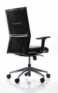 Ice II Executive Height Adjustable Arm Side Back